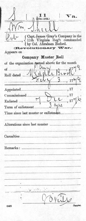 muster roll system